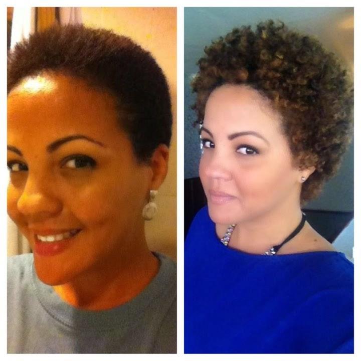 El gran corte pelo afro